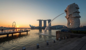Власти Сингапура запускают новую систему контроля перемещений больных коронавирусом