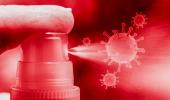 Новый спрей может стать эффективным средством от коронавируса